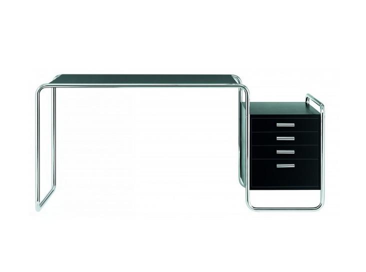 thonet s 285 tische b ro schriever. Black Bedroom Furniture Sets. Home Design Ideas
