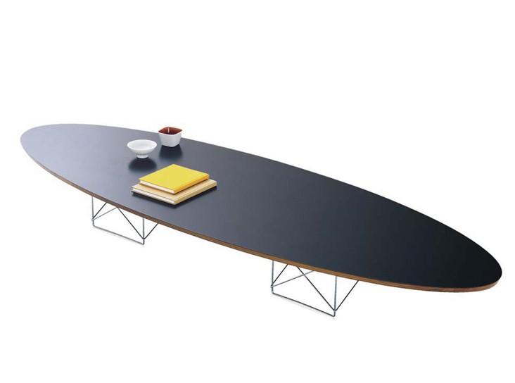 Vitra Elliptical Table ETR « Tische « Büro Schriever